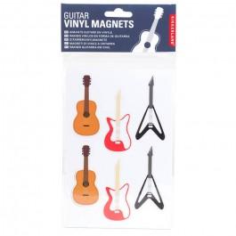 Kikkerland Magneti Gitara RAZNO