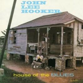 John Lee Hooker House Of The Blues LP