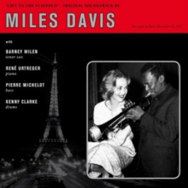 Soundtrack Lift To The Scaffold Music By Miles Davis LP