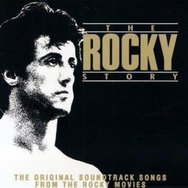 Soundtrack Rocky Story Songs From Rocky Movies CD