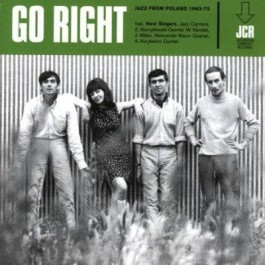 Various Artists Go Right Jazz From Poland CD
