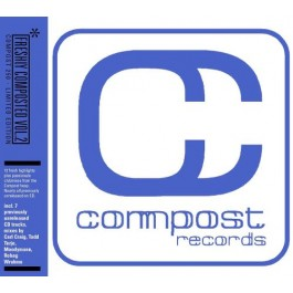 Various Artists Freshly Composted Vol.2 CD