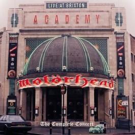 Motorhead Live At Brixton Academy CD2