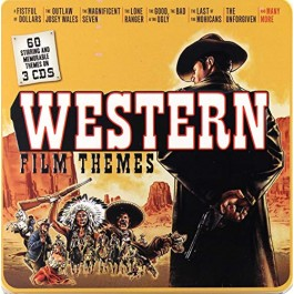 Various Artists Western Film Themes CD3