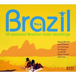 Various Artists This Is Brazil 50 Essential Brazilian Music Recordings CD2