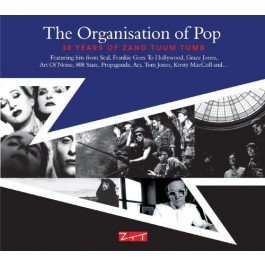 Various Artists Organisation Of Pop 30 Years Of Ztt CD2