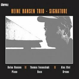 Heine Hansen Trio Signature CD