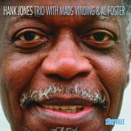 Hank Jones Trio With Mats Winding & Al Foster CD