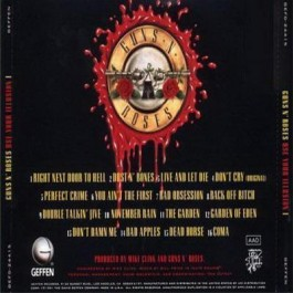 Guns N Roses Use Your Illusion 1 CD