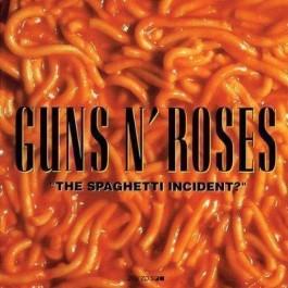 Guns N Roses Spaghetti Incident CD