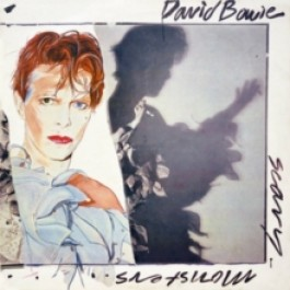David Bowie Scary Monsters CD