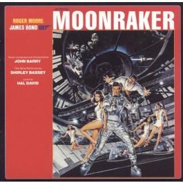 Soundtrack James Bond Moonraker CD