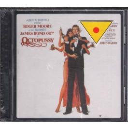 Soundtrack James Bond Octopussy CD