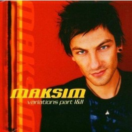 Maksim Mrvica Variations 1 & 2 CD