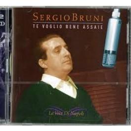 Sergio Bruni Te Voglio Bene Assaie CD2