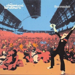 Chemical Brothers Surrender CD