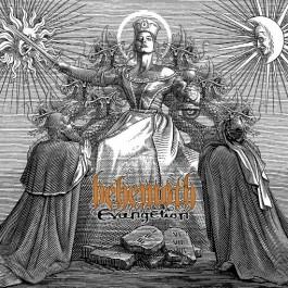 Behemoth Evangelion CD