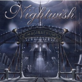 Nightwish Imaginaerum CD