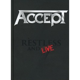 Accept Restless And Live DVD+CD2