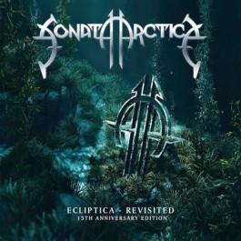 Sonata Arctica Ecliptica-Revisited 15Th Anniversary Edition CD