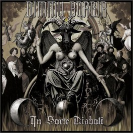 Dimmu Borgir In Sorte Diaboli Black Vinyl LP