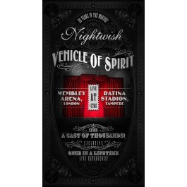 Nightwish Vehicle Of Spirit Digibook DVD3