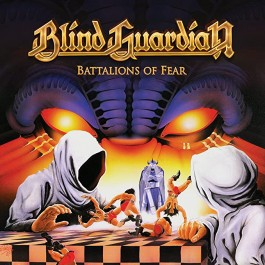 Blind Guardian Battalions Of Fear LP