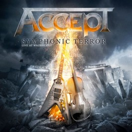 Accept Symphonic Terror Liev At Wecken 2017 CD2+DVD