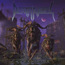 Death Angel Humanicide LP2