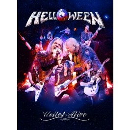 Helloween United Alive DVD3