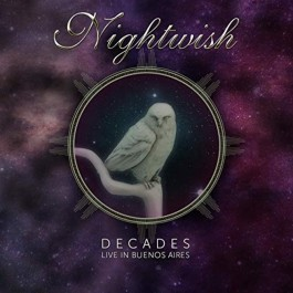 Nightwish Decades Live In Buenos Aires Limited CD2