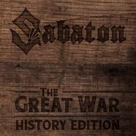 Sabaton Great War History Edition CD
