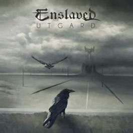 Enslaved Utgard CD