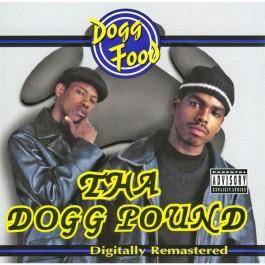 Tha Dogg Pound Dogg Food CD