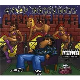 Snoop Doggy Dogg Death Row Greatest Hits CD