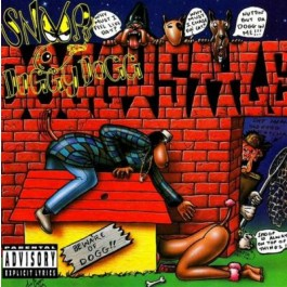 Snoop Doggy Dogg Beware Of Dogg CD