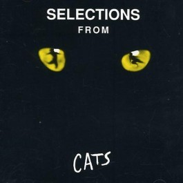 Soundtrack Cats Selection From The Original Broadway Cast Recording CD