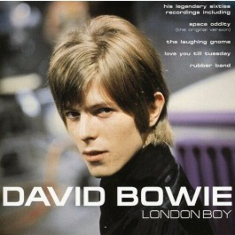 David Bowie London Boy CD