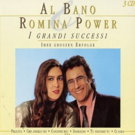 Al Bano & Romina Power I Grandi Successi CD3