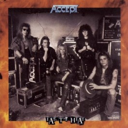 Accept Eat The Heat Remastered CD