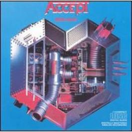Accept Metal Heart CD