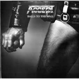 Accept Balls To The Wall CD