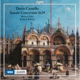 Musica Fiata Castello Sonate Concertate 1629 CD