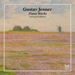 Solvejg Haknhaus Jenner Piano Works CD