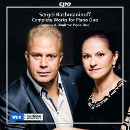 Genova & Dimitrov Piano Duo Rachmaninoff Complete Works For Piano Duo CD2