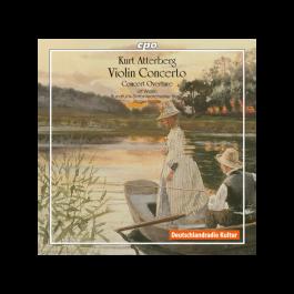 Ulf Wallin Rundfunk Sinfonieorchester Berlin Attenberg Violin Concerto CD