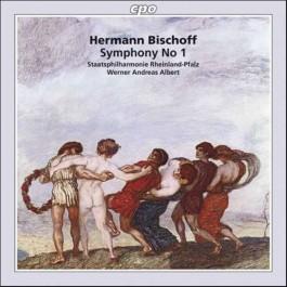 Werner Andreas Albert Staatsphilharmonie Rheinland-Pfalz Bischoff Symphony 1 CD
