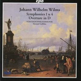 Ndr Radiophilharmonie Wilhelm Wilms Symphonies 1&4 SACD