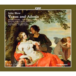 Amanda Forsythe Tyler Duncan Blow Venus And Adonis CD