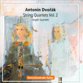 Vogler Quartett Dvorak String Quartets Vol. 2 CD2